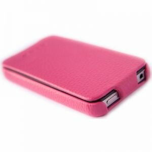 HOCO Duke Leather Case Pink (розовый)