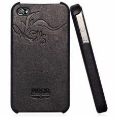 HOCO Leather Case Earl Fashion Black (черный)
