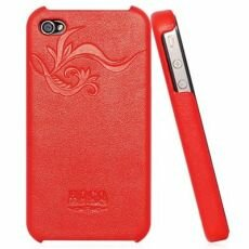 HOCO Leather Case Earl Fashion Red (красный)