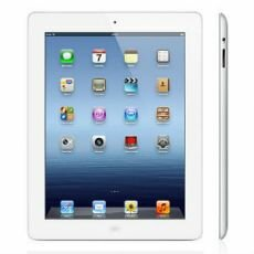 Apple iPad 4 64Gb WiFi White (Белый)
