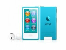 Apple iPod Nano 7G 16GB голубой