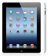 Apple iPad 4 64Gb WiFi Black (черный)