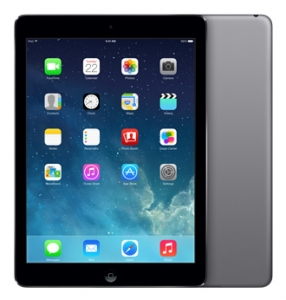 Apple iPad 5 Air 64gb Wi-Fi+4G (Черный/Space Grey)