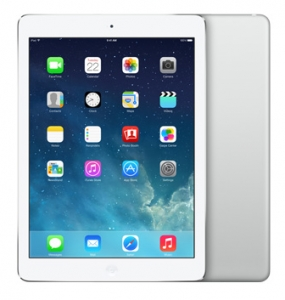 Apple iPad 5 Air 64gb Wi-Fi+4G (Белый/Silver)