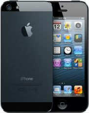 iPhone 5 64gb Черный
