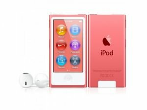 Apple iPod Nano 7G 16GB розовый ― kupilslona.ru