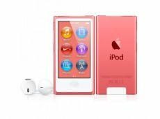 Apple iPod Nano 7G 16GB розовый